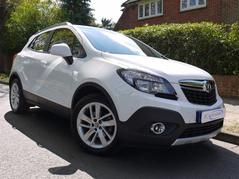 used Vauxhall Mokka EXCLUSIV CDTI S/S in surrey