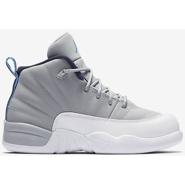 a1be9fcca385d5 Air Jordan 12 Retro (10.5c-3y) Little Kids  Shoe. Nike.com ( 80) ❤ liked on  Polyvore featuring jordan 12