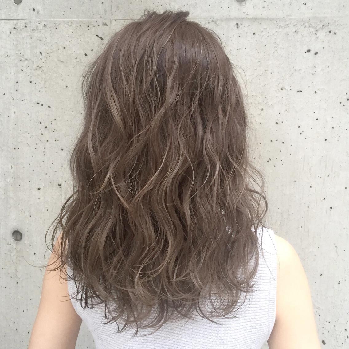 ベージュブラウン 9トーン の画像検索結果 髪 色 色 ベージュ