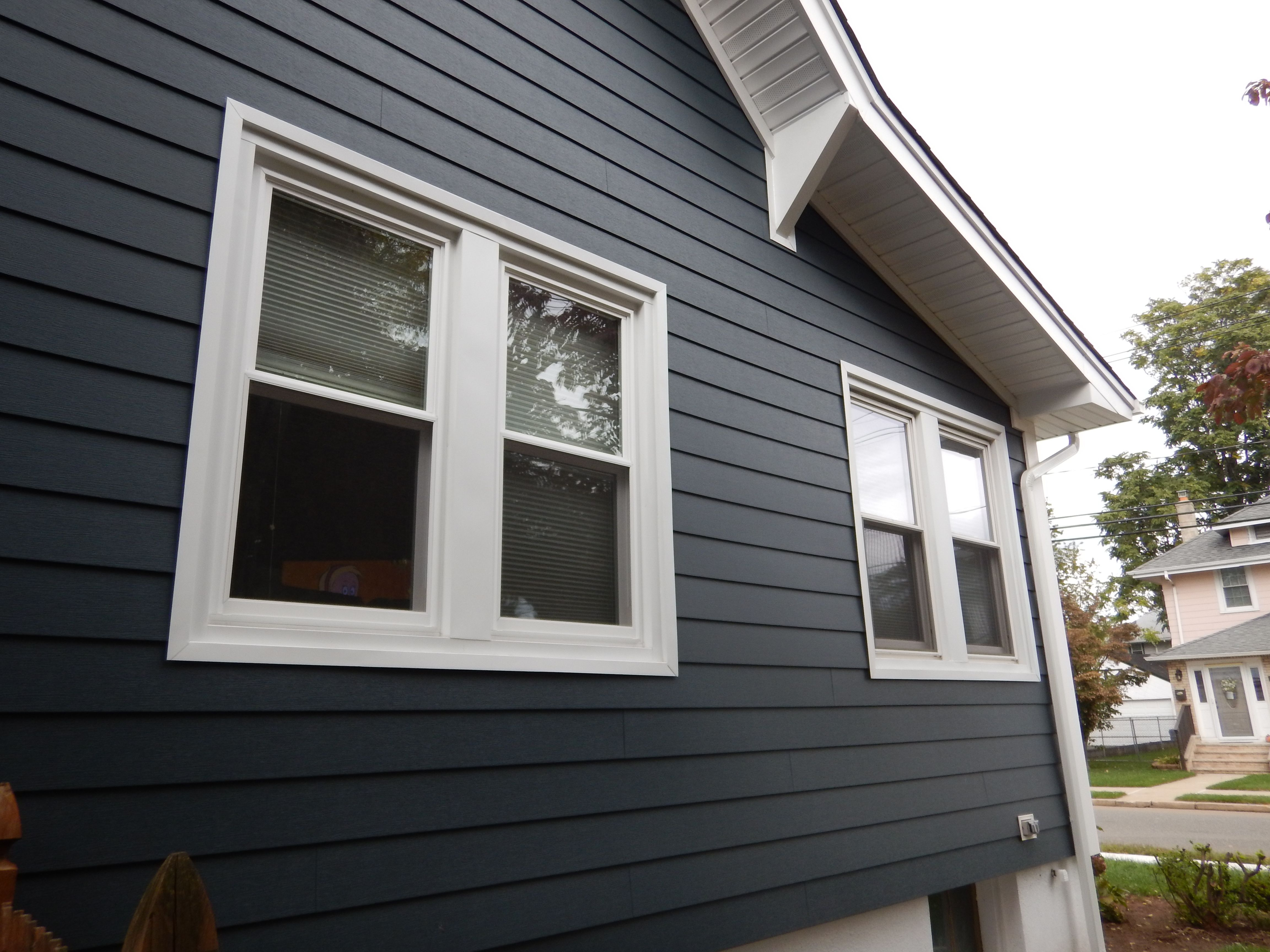 Beautiful Siding With Royal Celect Siding Around The Window An Norwood Vinyl Siding New