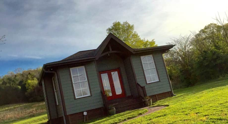 Quaint Cabin Studio And Future Tiny House Tiny House For Sale In