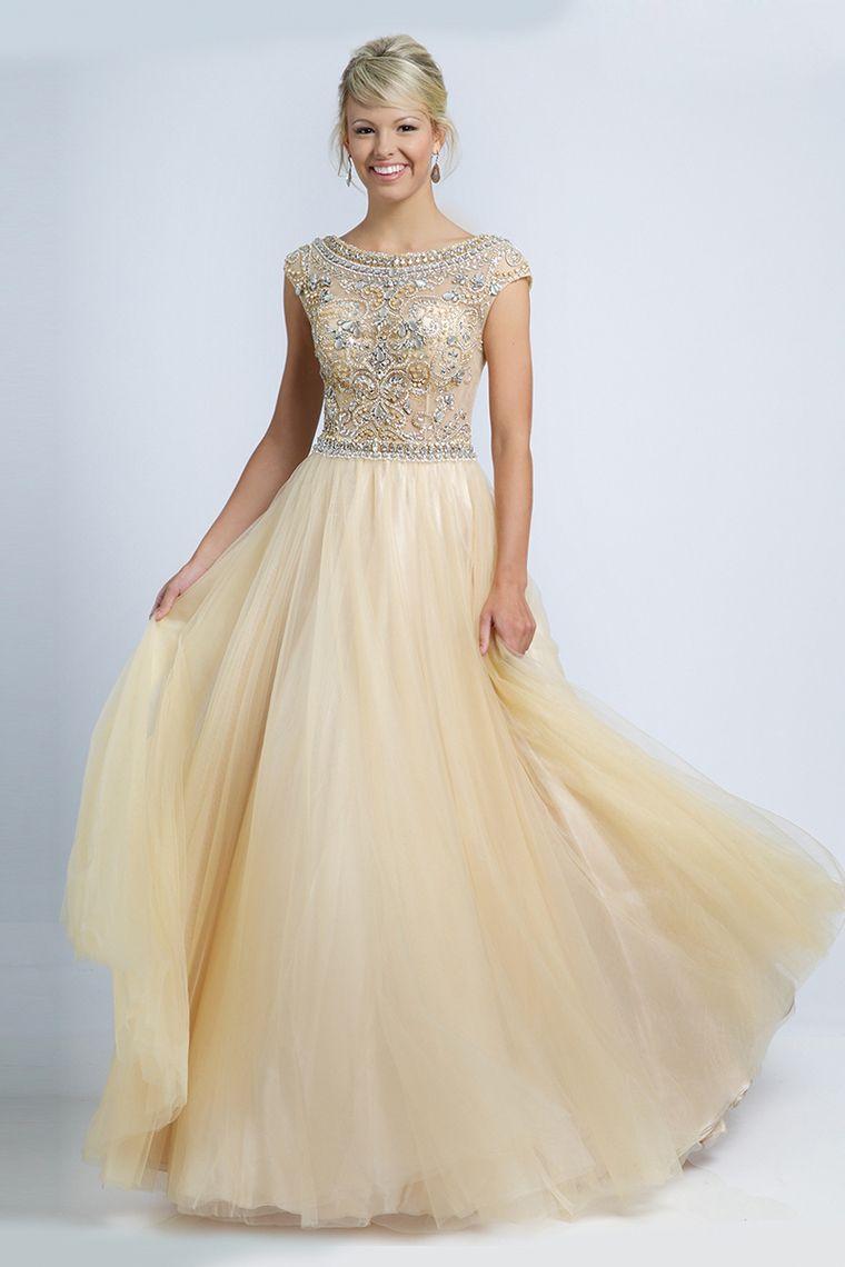 JVN by Jovani Fitted V-Neck Dress JVN50333