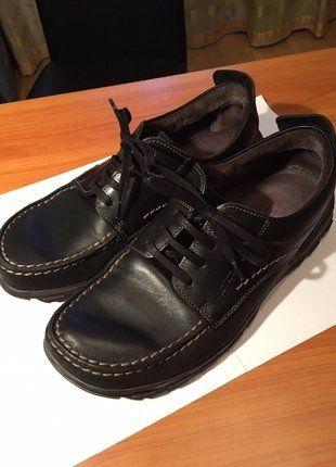 4dfae293249557  CamelActive  Lederschuhe  Schuhe  Herren  Herrenschuhe  Leder  Mode   schwarz