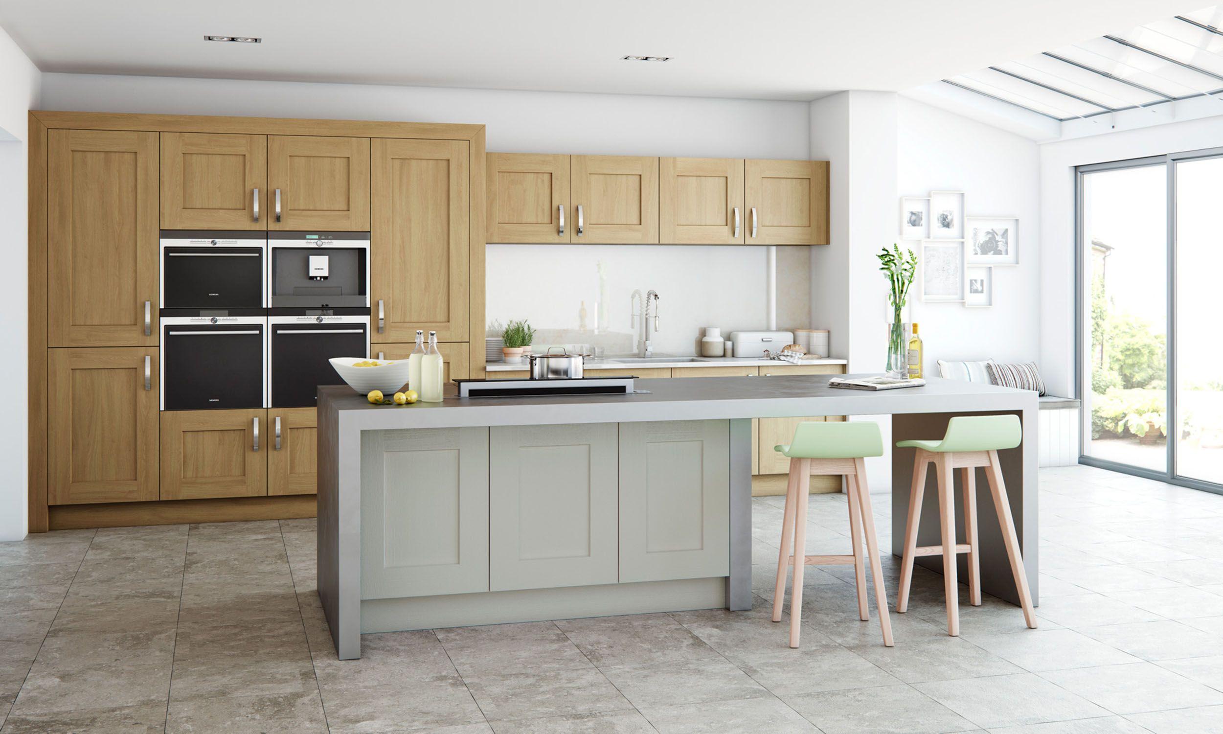 Clonmel Fully Fitted Kitchen Kitchen design, Modern