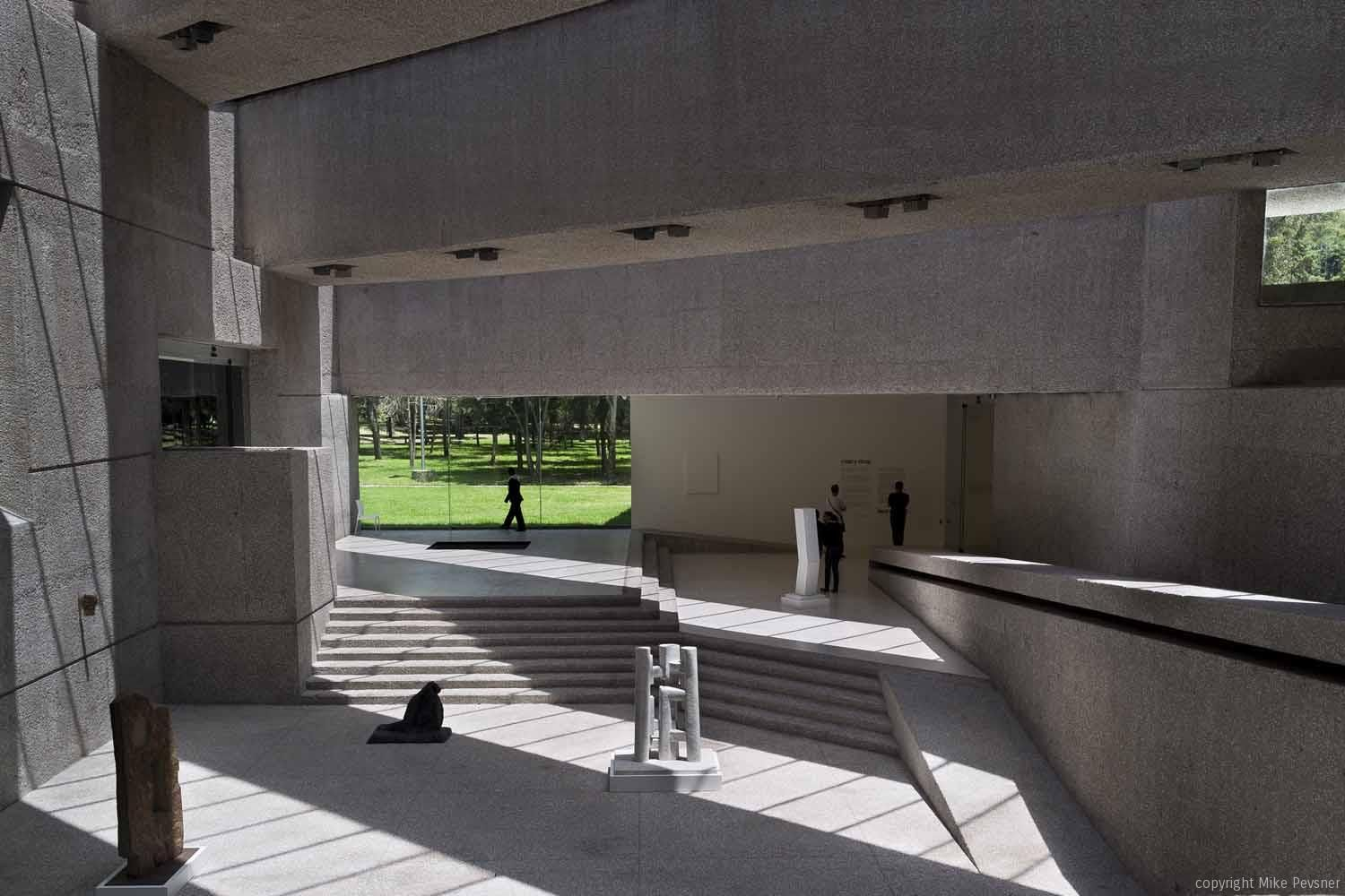 From The Museo Tamayo Website Rufino Tamayo Wanted The Museum To House His Collection Of International Art In The Bosque De Chapulte Architecture House Museum