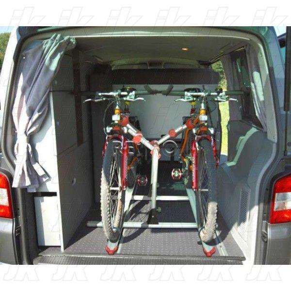 Fiamma Vw T5 Internal Bike Rack Kombi Vw T5 Caravelle