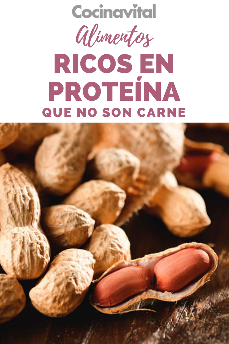 10 Alimentos Vegetarianos Ricos En Proteínas Más Que La Carne Alimentos Vegetarianos Alimentos Comida Sana Recetas