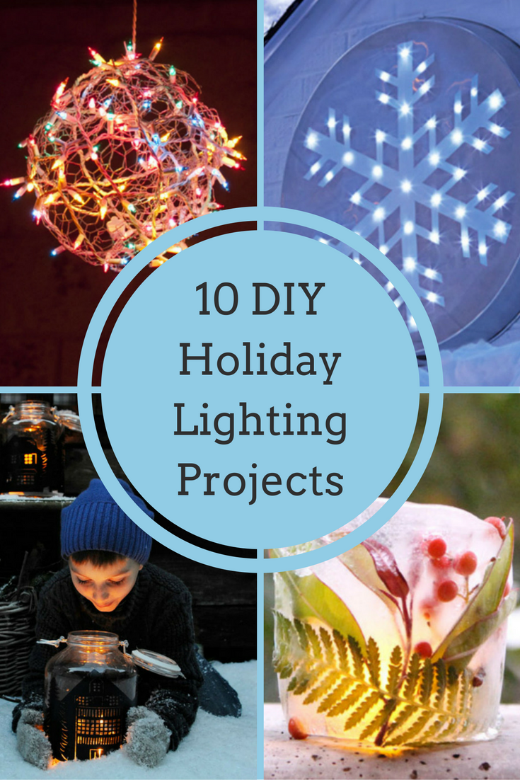 10 inventive outdoor lighting projects to diy for the holidays 10 inventive outdoor lighting projects to diy for the holidays solutioingenieria Image collections