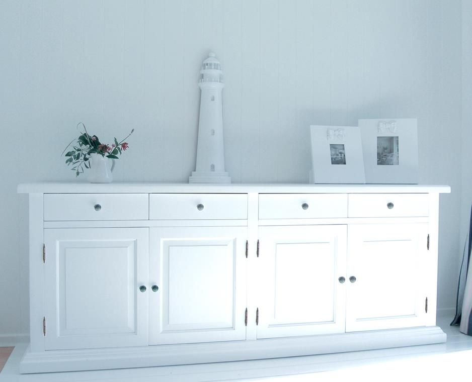 New England White Sideboard: Dining Tables U0026 Dining Furniture From New  England Lifestyle;