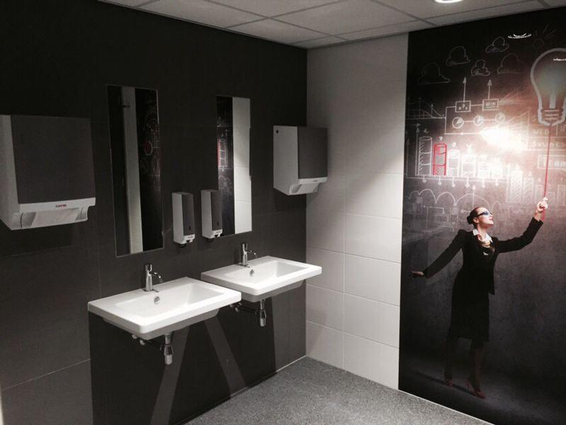 Mooie duurzame toiletten Rijksuniversiteit Goningen