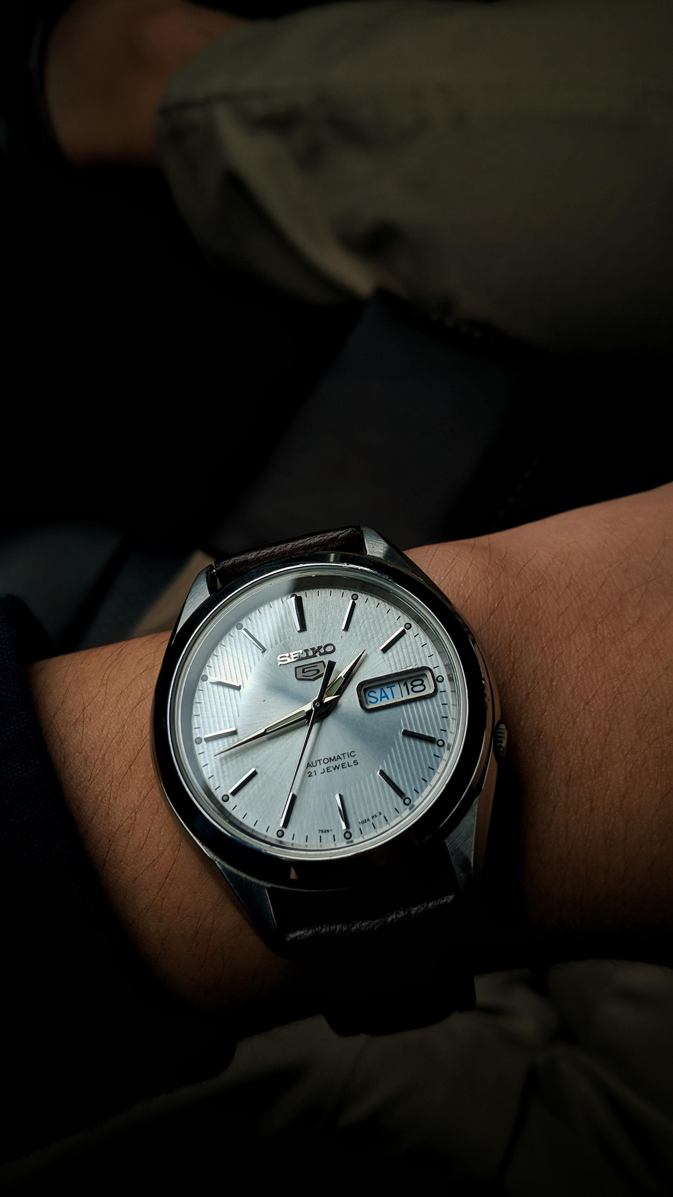 2db242ad2b424f Seiko  My first automatic SNKL15   Great Watches Around The World in ...