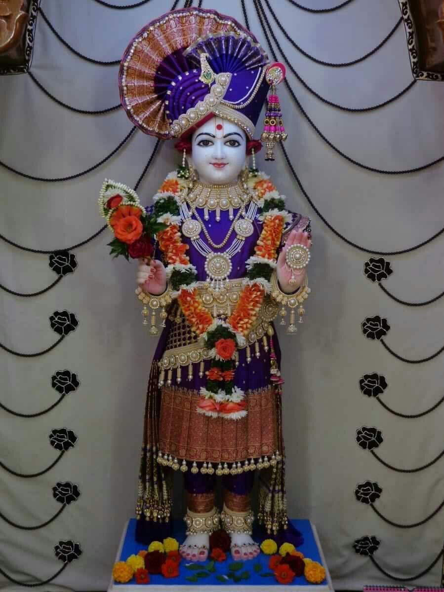 Pin by radhe krishna on akchharpurusottam festival