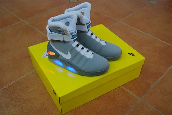 Cheap Sale High Quality Nike Air Mag Men and Women Shoes.Free Shipping!!!  Men shoes US 8 179ff1b22