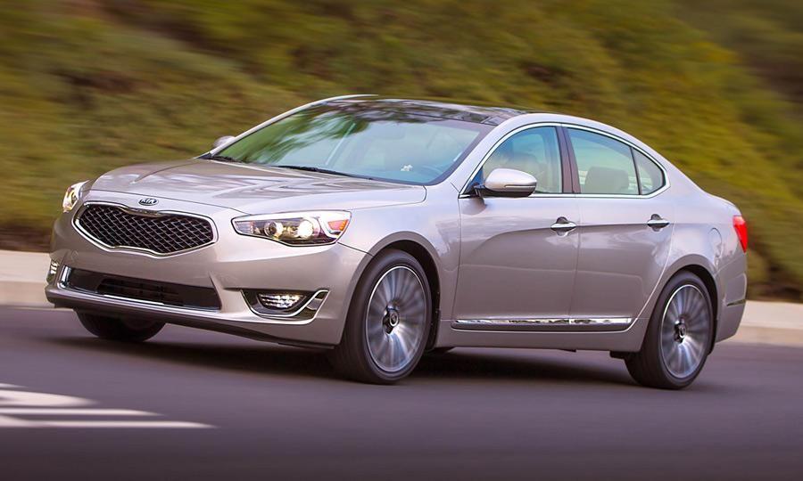 kia starts price at cadenza wheels ca news pricing