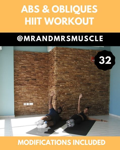 ABS & CORE HIIT WORKOUT | No.9