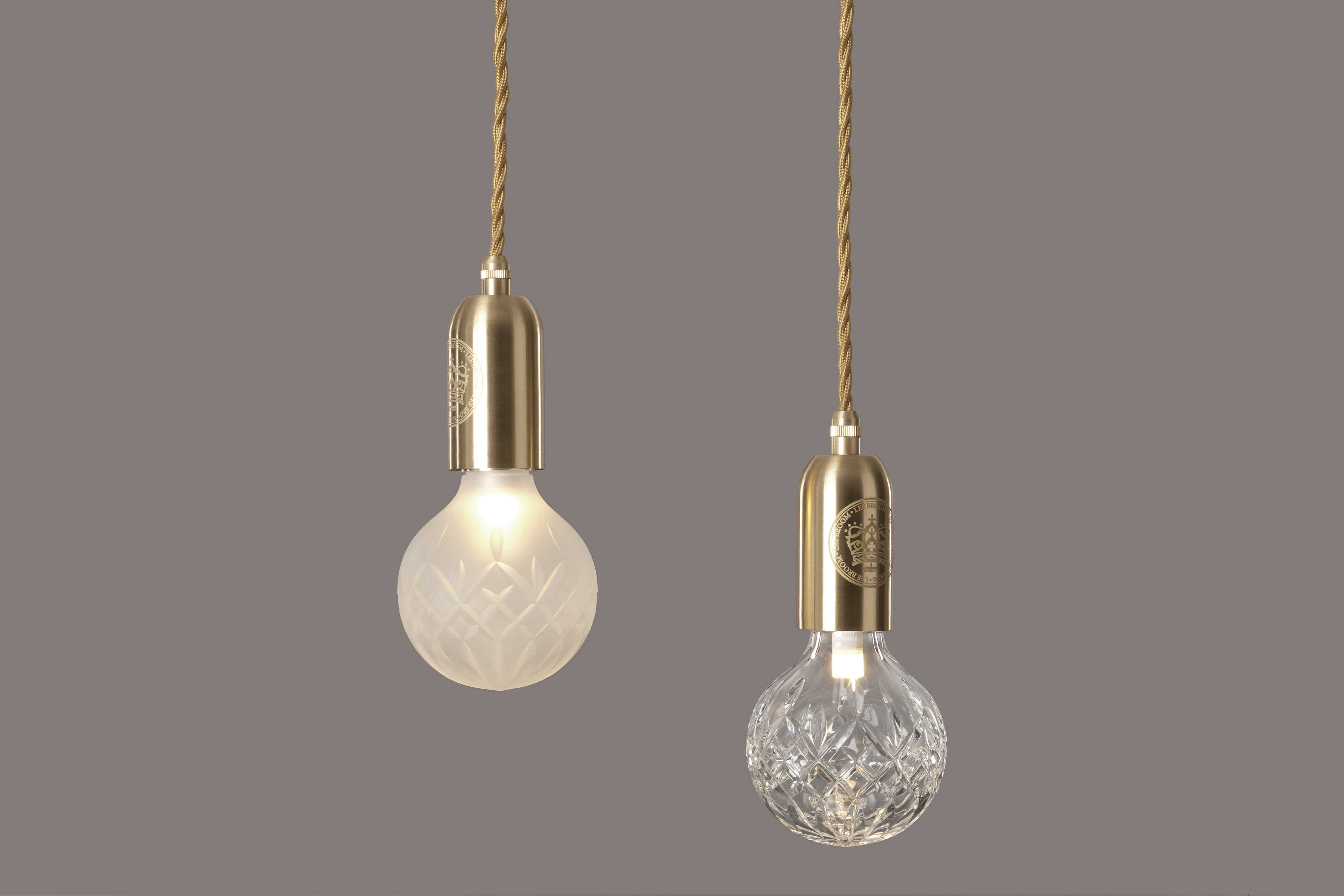 Crystal Bulb Pendant By Lee Broom Now Available At Haute Living Pendant Lamp Pendant Light Crystal Lighting
