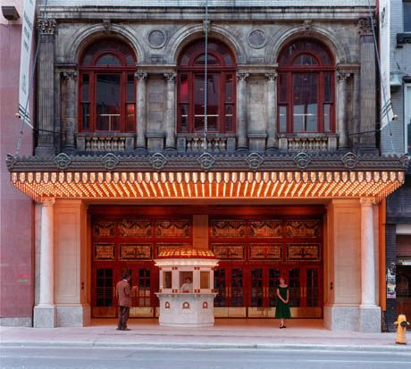 Ontario Heritage Trust Elgin And Winter Garden Theatre Centre Toronto Theatre Dance