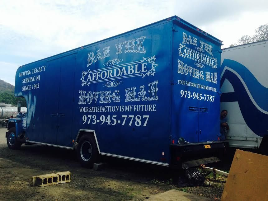Florham Park New Jersey Moving Company