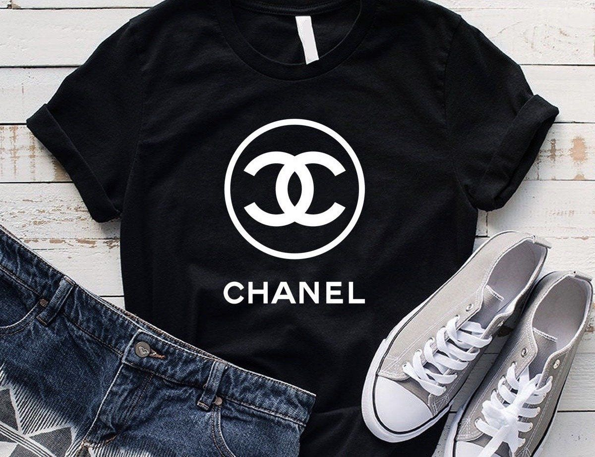 Chanel Shirt in 2020 Chanel shirt, Custom clothes
