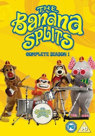 The Banana Splits DVD - Complete Season 1 I have such sweet