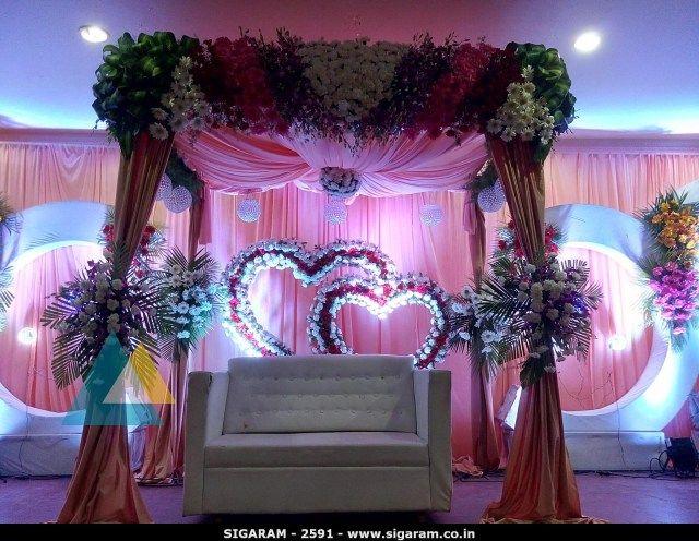 Exclusive Photo of Wedding Ceremony Decorations