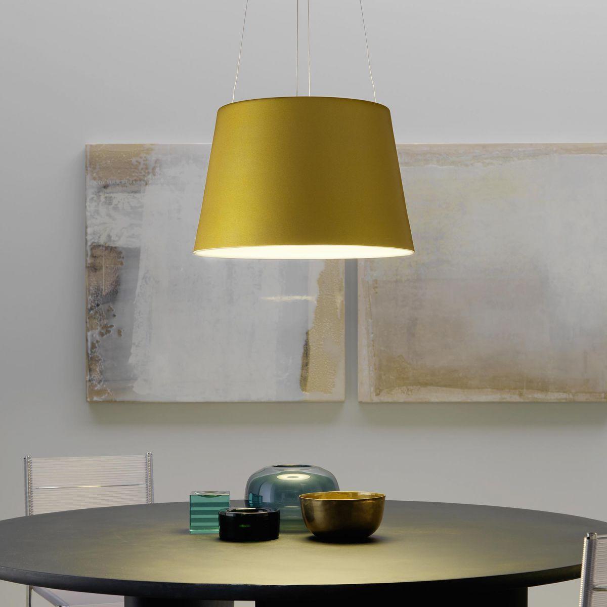 Fontanaarte suspension lamp aurea denis santachiara