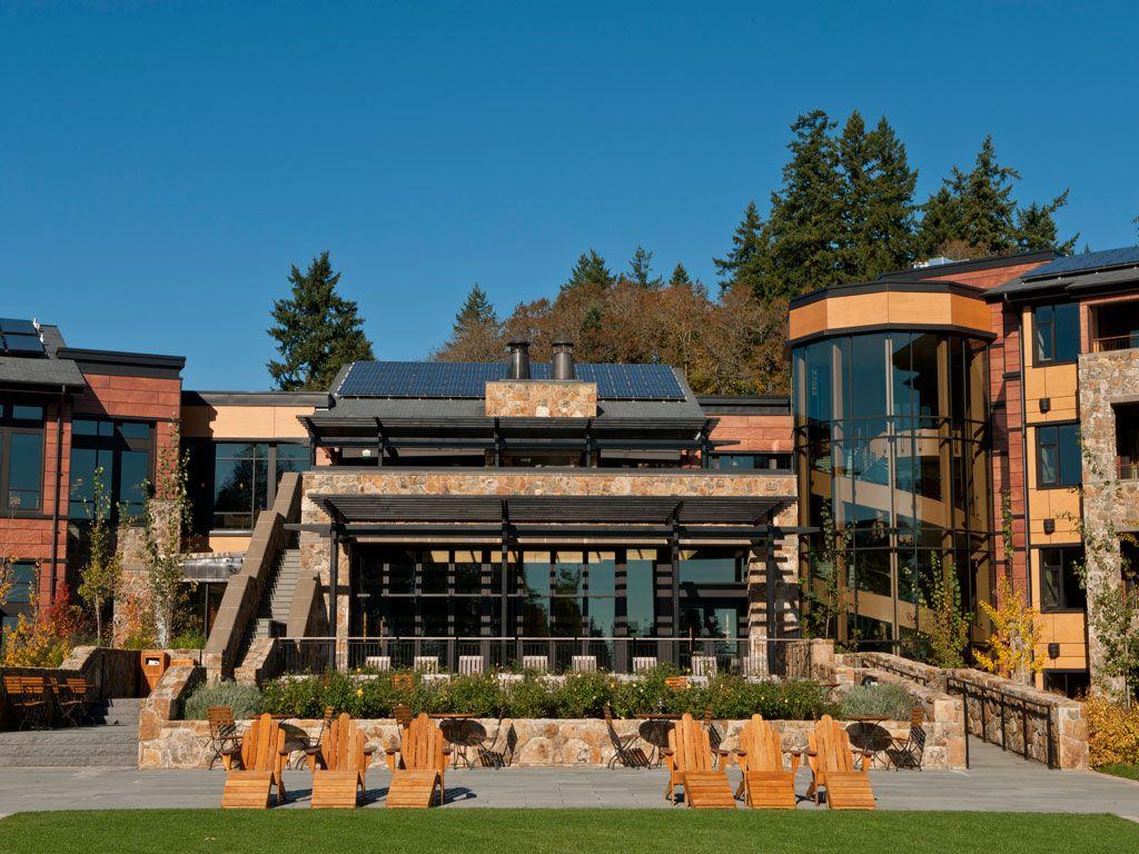 Allison Inn Spa Willamette Valley Oregon The Best Hotels In Pacific
