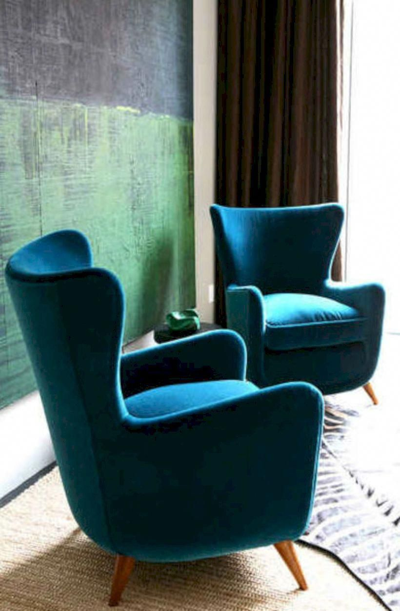 Homedecorlivingroom Mid Century Modern Accent Chairs Accent