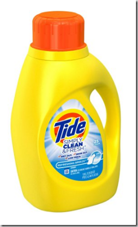 Free Bottle Of Tide Detergent With Money Maker From Walmart
