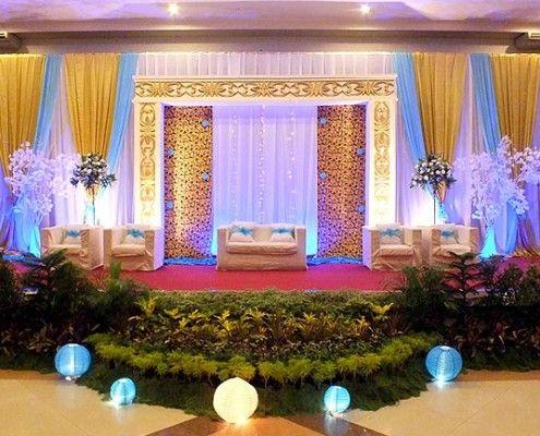50 dekorasi pelaminan minimalis untuk pernikahan - hidup