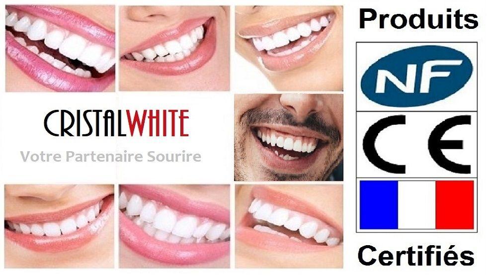 blanchiment des dents sans peroxyde danger