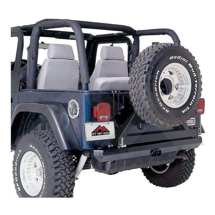 Roll Bar Pad Kit Black Denim Jeep Frame Custom Jeep Rolling Bar