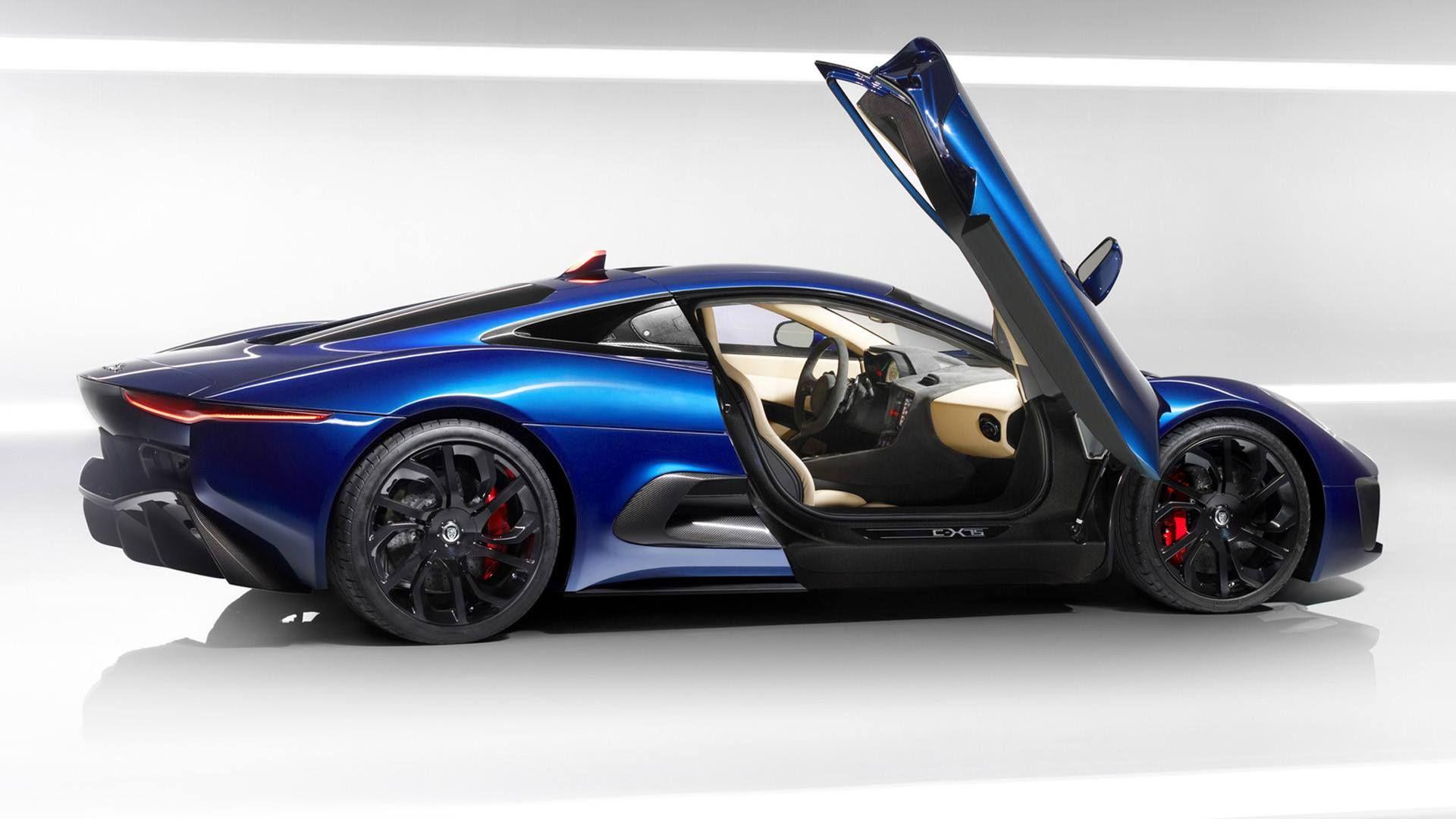 The Jaguar C-X75 Concept   Super cars, Jaguar car, Sports car