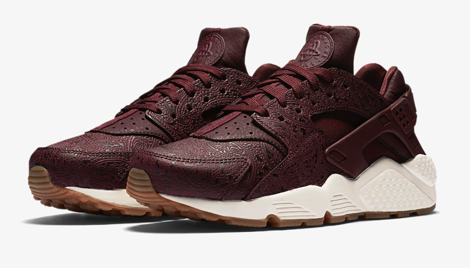 98c217f48a64 Paisley Highlights This Nike Air Huarache | dope sneakers | Nike air ...