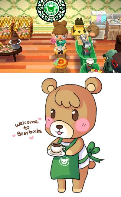 Caffebear: So I Have A Cafe In My House Called Bearbucks