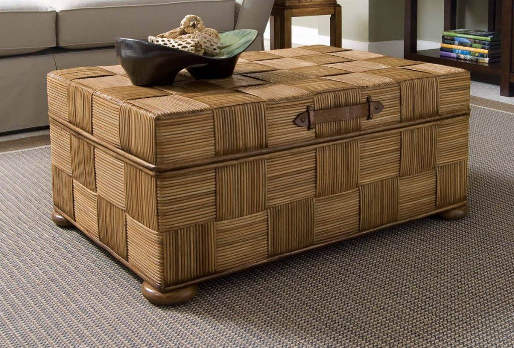 The Benefits Of Storage Coffee Tables Wicker Decoration Inspiration