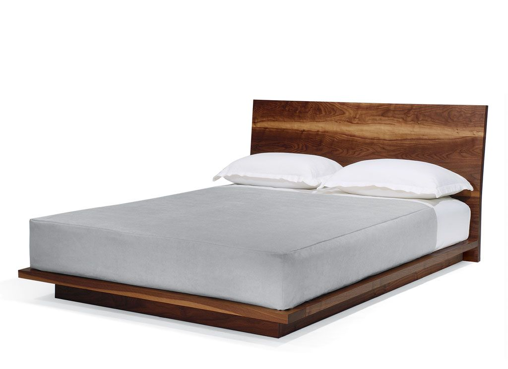 Altura Furniture Plateau Bed- Bed made from solid wood | Filbert St ...