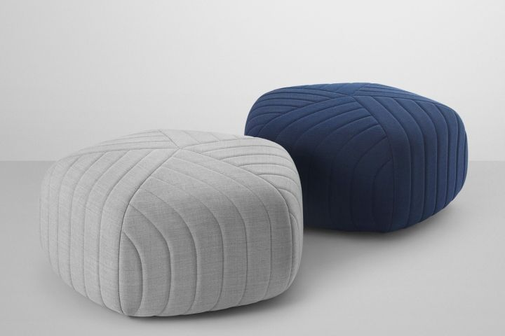 Five Pouf by Anderssen & Voll for Muuto » Retail Design Blog