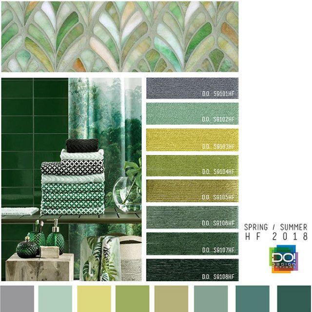 color trends 2018 interior designer