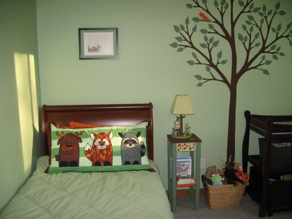 Cute Forest Themed Bedroom For Co Camping Bedroom Decor Forest Nursery Theme Girl Room
