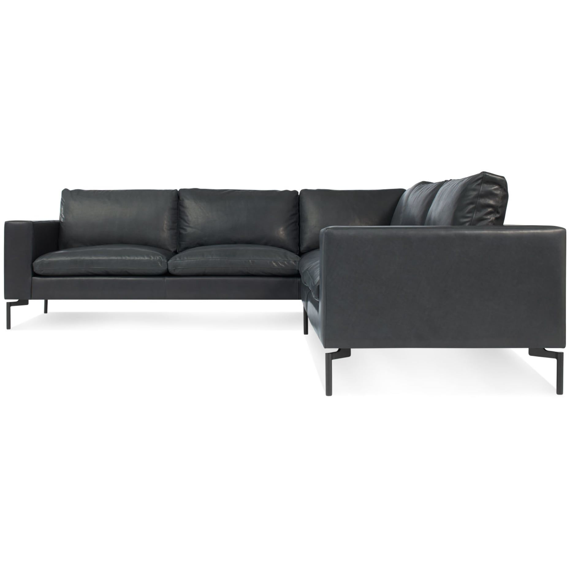 New Standard Left Sectional Sofa
