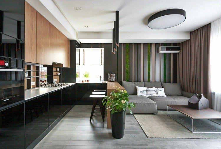 Palette de couleur salon moderne- froide, chaude ou neutre? | Living ...