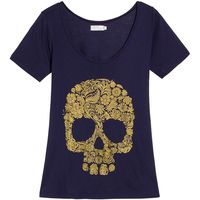 Camiseta skull T-shirt