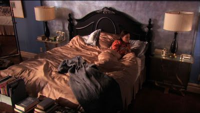 Elegant Blair Waldorf: Blair Waldorf Bedroom: Bedding