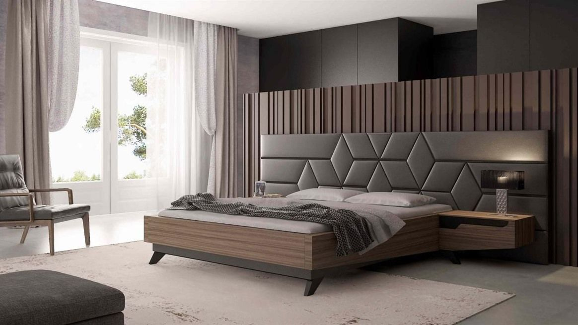 22 Incredible Bed Design Ideas Bed Back Design Bedroom Bed Design Bedroom Interior