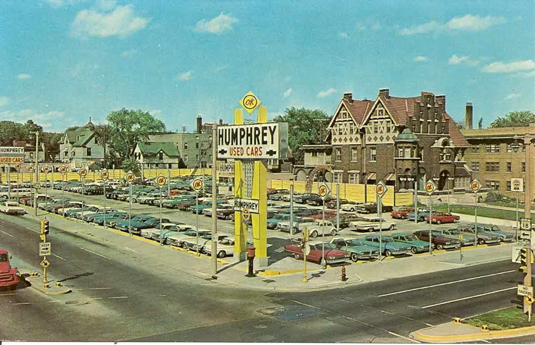 Humphrey Chevrolet Company 3419 West Wisconsin Avenue In