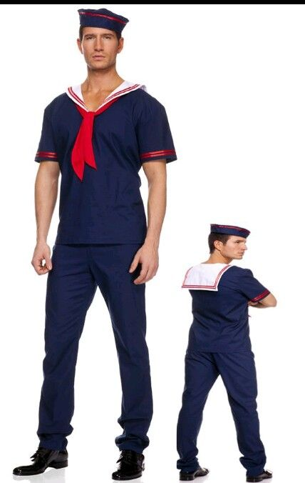 Sailor Costume Size : 32-36 Www.enticement.co.za Info@enticement.co.za