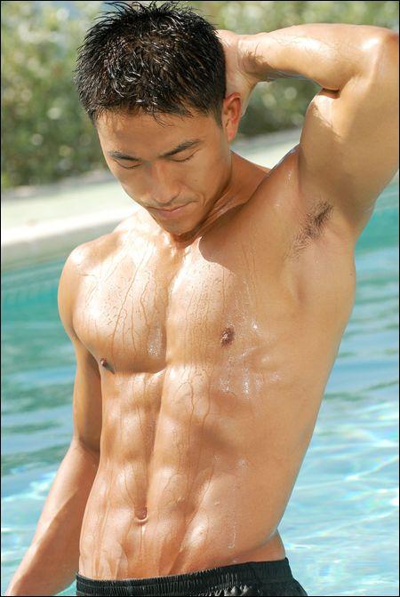 guy body Asian