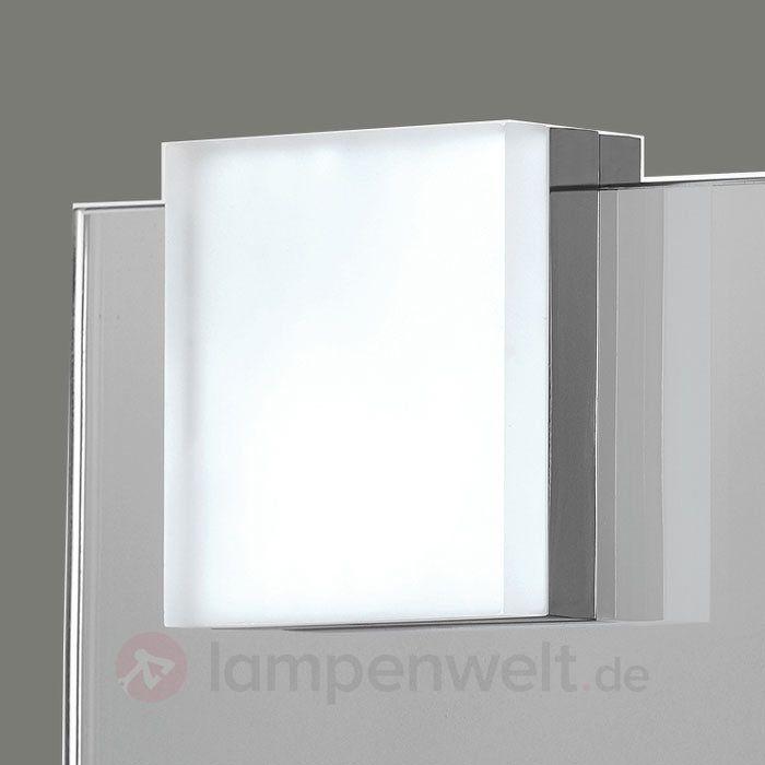Yaku - LED-Aufsteckleuchte für Badezimmer-Spiegel sicher \ bequem - badezimmer spiegelleuchten led