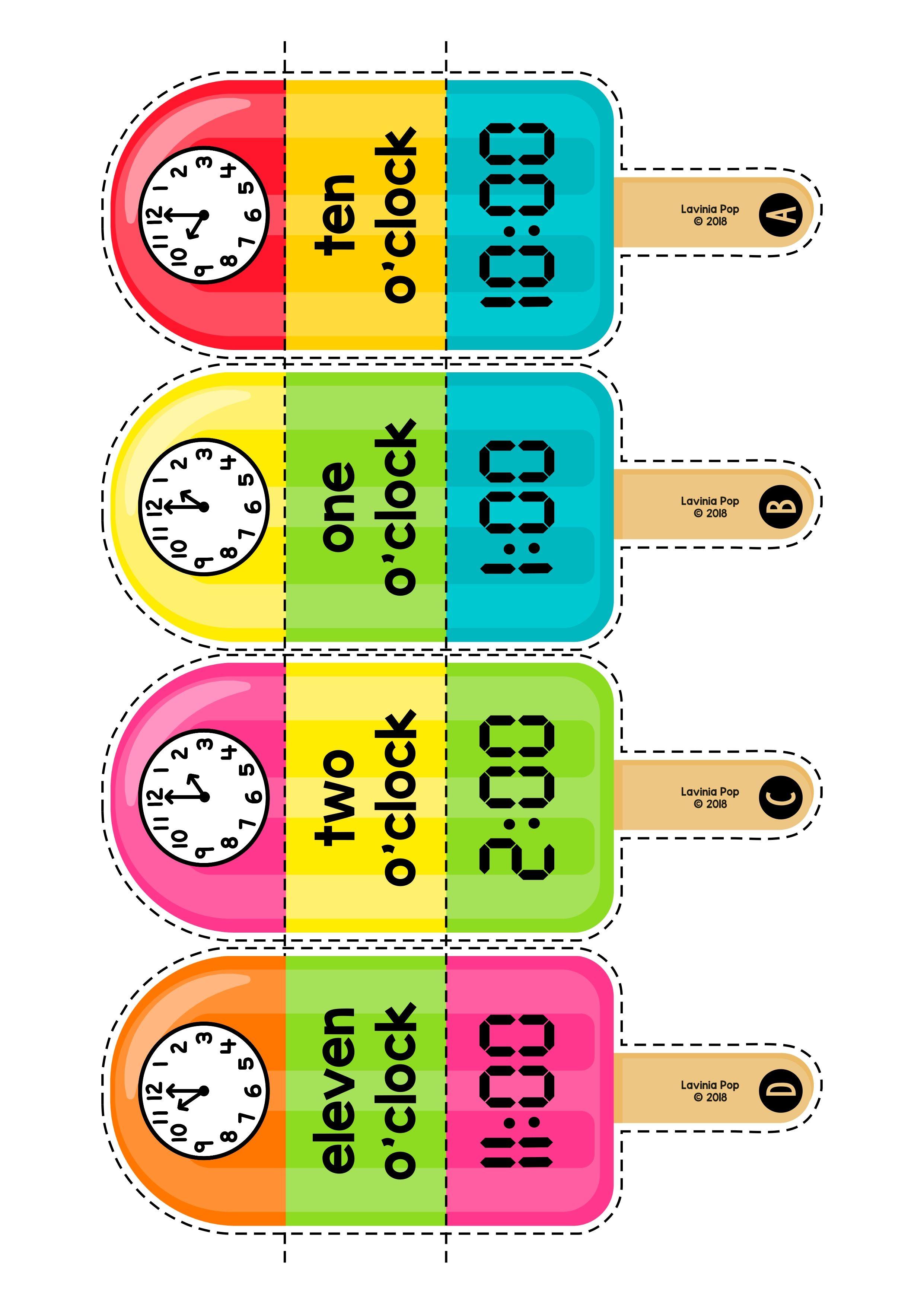 Summer Math Centers for Kindergarten   škola   Pinterest ...